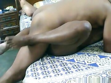 Indian milf gets will not hear of hairy pussy eaten out and missionary fucked