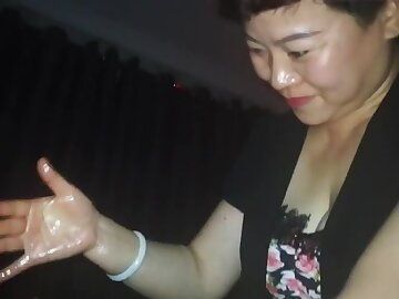 Chinese indian desi cock massage close by cum - attaching 2